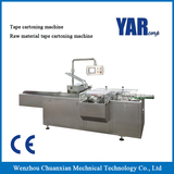 Automatic Tape Box Forming Machine with Manual Loading